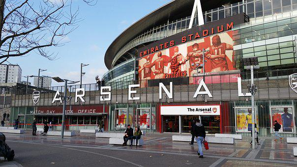 Arsenal, Stadium, London, Soccer, Football, Sport