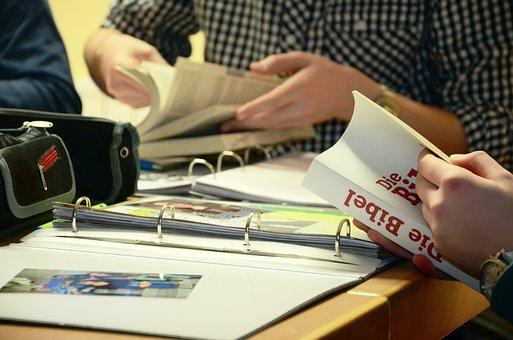 Bible, Bible School, Confirmation, Study, Bible Alumni