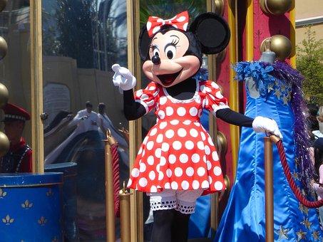 Disneyland, Paris, Disneyland Paris, Theme, Parade