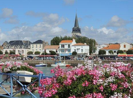 Saint Gilles, Vendée, Landscape