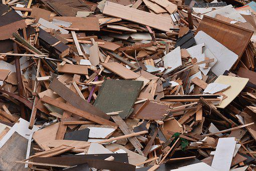 Wood Waste, Waste, Wood, Scrap, Garbage