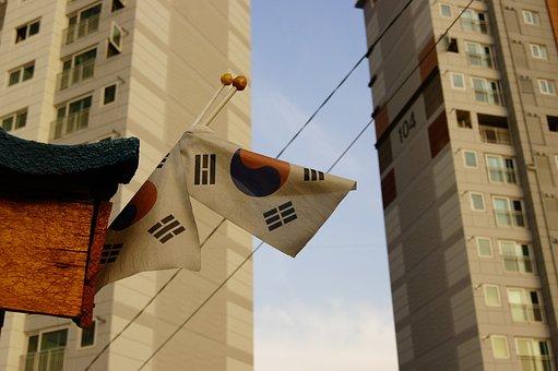 Republic Of Korea, Julia Roberts, Apartments, Town