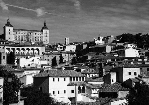 Toledo, City, Jewish Quarter