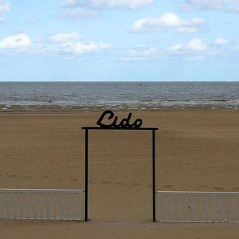 Beaches, Lido, The North Sea, Side, Door