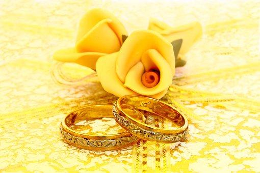 Memory, Silver Wedding, Parents, Alliances, Love, Gold