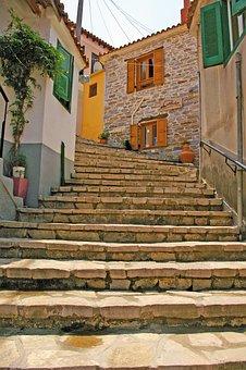 Samos, Greece, Vacations, Summer, Water, Sea, Island