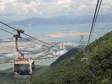 Car 纜, Hong Kong, High Altitude, Airport Hotels