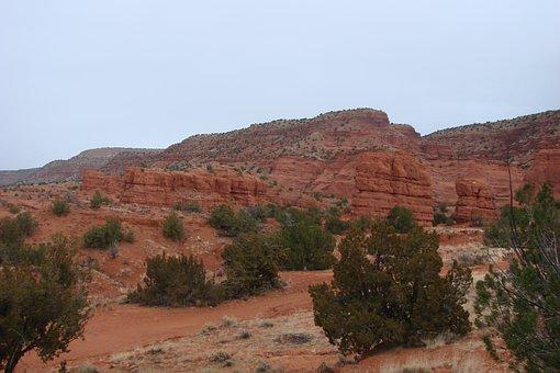 Jemez, Pueblo, Indian, Reservation, Native, Rock
