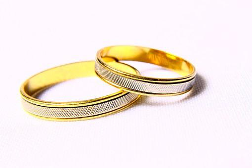 Alliances, Bodas, Silver Wedding, Commitment, Union