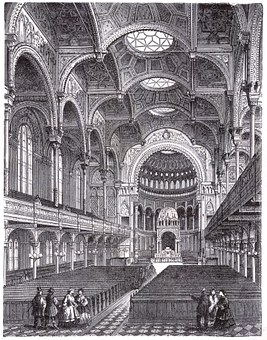 Synagogue, New Synagogue, Religion, Berlin