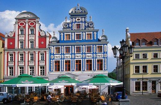 Szczecin, Stettin, City, Poland, Travel, Town