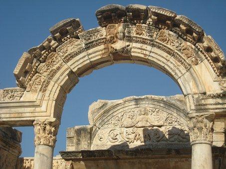 Ephesus, Temple Of Artemis, Ancient Times, Weltwunder