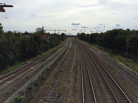 Rails, Wallpapper, Background, Trains, Train, Aalborg