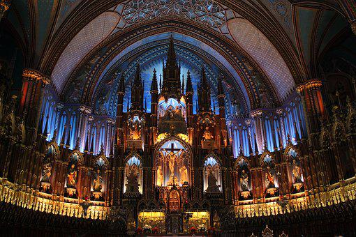 Altar, Ancient, Architecture, Art, Building, Cathedral