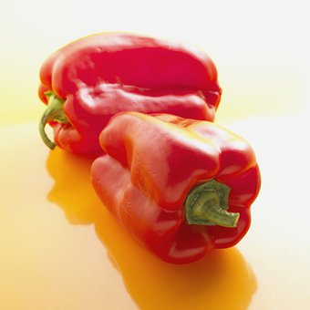 Red Peppers, Healthy Eating, Fruits, Red, Vegetable