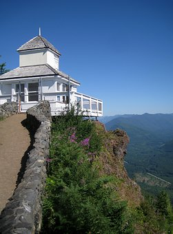 Watch Tower, Olympic Peninsula, View, Spectacular