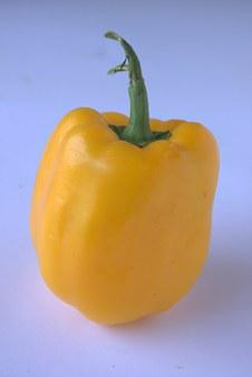 Pepper, Yellow, Capsicum, Bell Pepper, Vegetable, Food