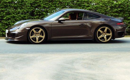 Porsche, Sports Car, Flitzer, Stylish, Racing Car