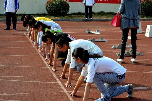 Line, Start, Start Line, Starting Line, Race, Beginning