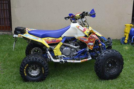 Atv, Ride, Quad, Sport, Extreme, Transportation, Riding