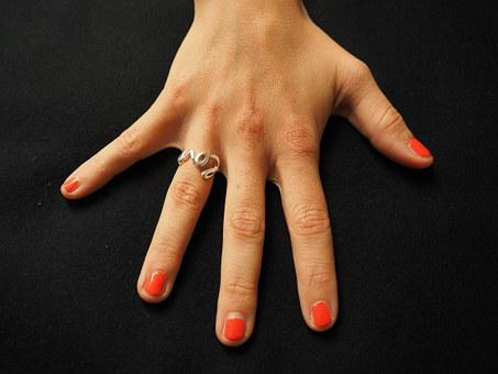 Ring, Finger Ring, Silver, Jewellery, Love, Hand