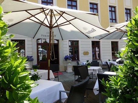 Bülow Palais, Terrace, Royal Road, Baroque Quarter
