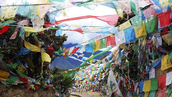 Tibet, Religion, Buddhism, Travel, By The Book
