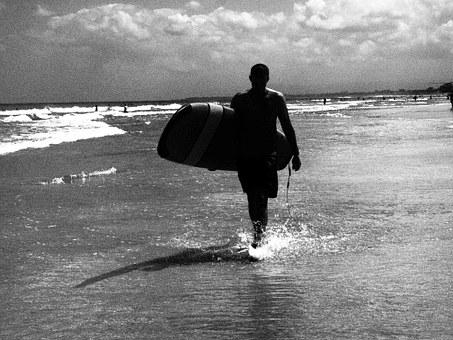 Surf, Surfer, Sport, Surfing, Beach, Summer, Sea, Wave