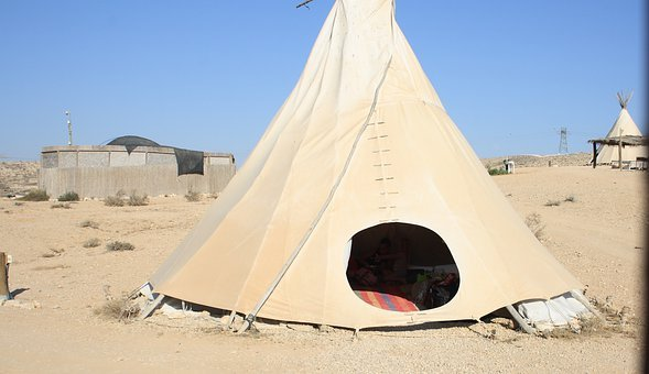 Tipi, Tent, Teepee, Indian, Native, American, Tepee