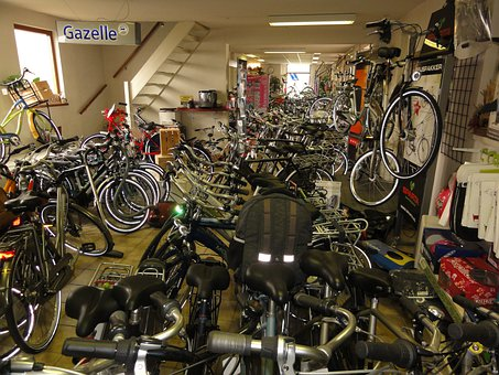 Bikes, Bicycles, Bicycle, Bike, Store, Shop, Business