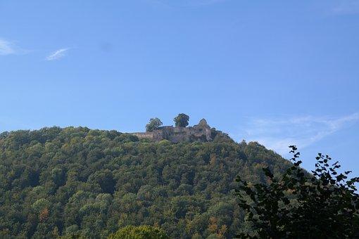 Burg Hohenurach, Castle, Hohenurach, Ruin