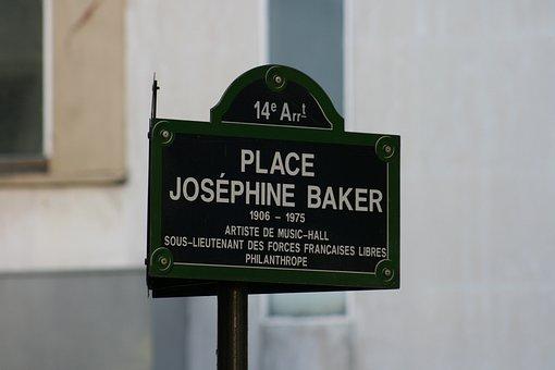 Josephine Baker, Paris, Dancer, France, Travel, Dancing