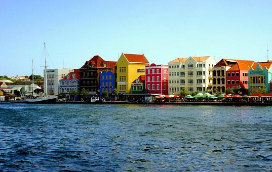 Curacao, Willemstad, Island, Dutch, Caribbean, Sea