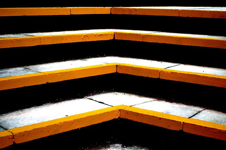 Stairs, Steps, Stairway, Design, Climb, Stone, Slabs