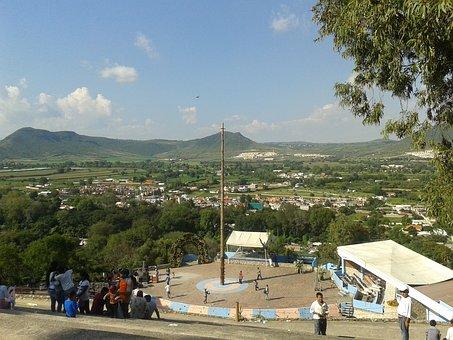Atlixco, People, Hill, Places, Puebla, Mexico