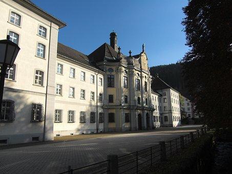 Monastery, St Blasien, Black Forest, Facade, Building