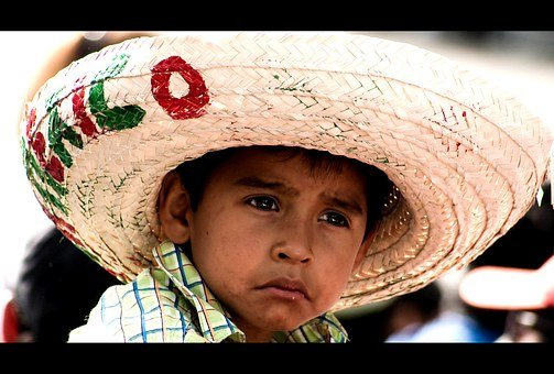 Child, Mexico, Infected Children