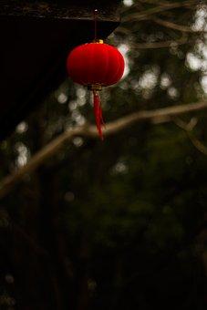 China Wind, Lantern, Putuo