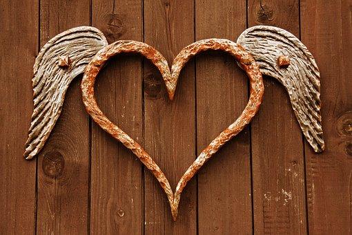 Art, Decoration, Design, Dirty, Grunge, Heart, Love