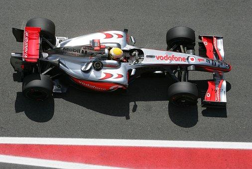 Mclaren, Sport, Formula