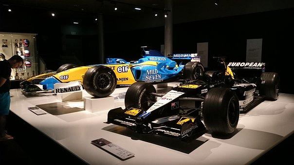 Formula1, Alonso, Museum