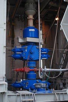 Drilling Rig, Head Hole, Shale Gas