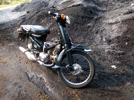 Motorcycle, Dirt Bike, Moto, Bike, Moped, Motor