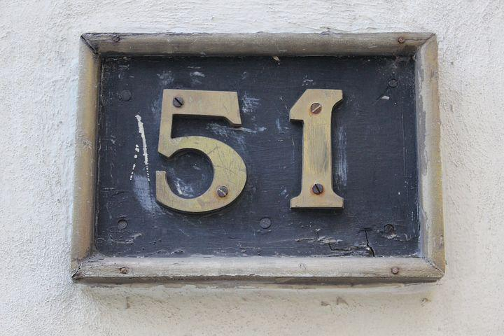 Numbers, Street, City
