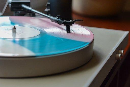Equipment, Indoors, Music, Phonograph Record