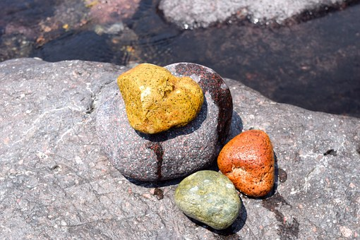 Stone, River, Pebbles, Pebble, Rock, Waters, Nature