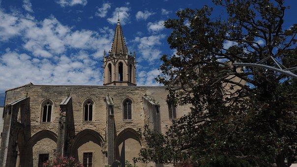 Church, Avignon, Stiftskirche Saint-didier