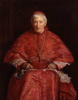 Cardinal, John Henry Newman, Pope, Religious, Religion