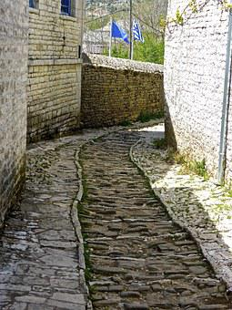 Street, Cobbles, Path, Traditional, Pathway, Walkway