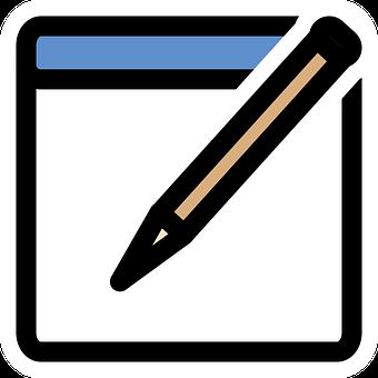 Write, Pen, Window, Icon, Popup, Mdi, App